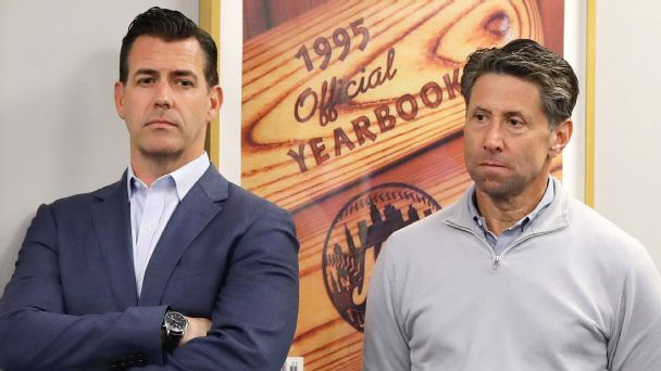 Passan: Why the Mets are a mess -- again