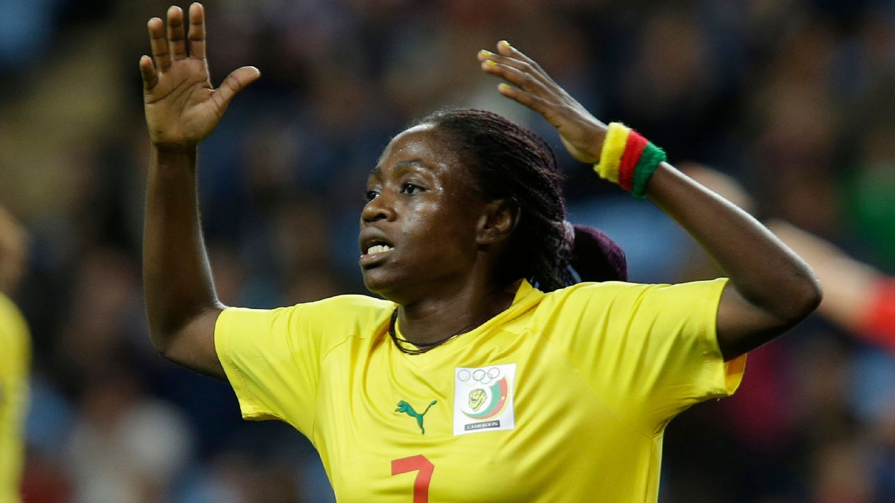 Little has come easy for Gabrielle Onguéné and the Cameroon team, but this is a veteran group capable of pulling off some upsets.