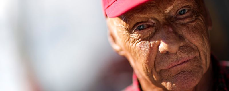 Niki Lauda: A remarkable man. A very special person