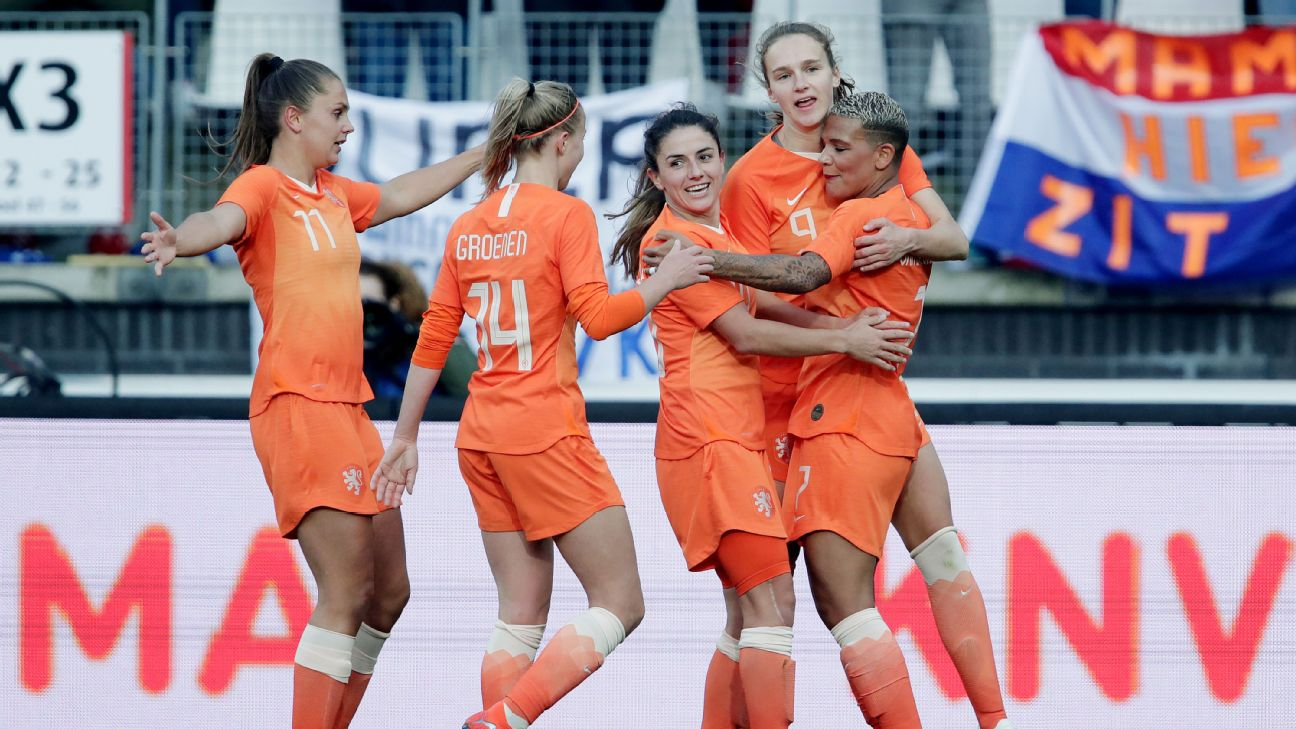 Since the 2015 Women's World Cup, few teams in this year's tournament have improved as much as the Netherlands.