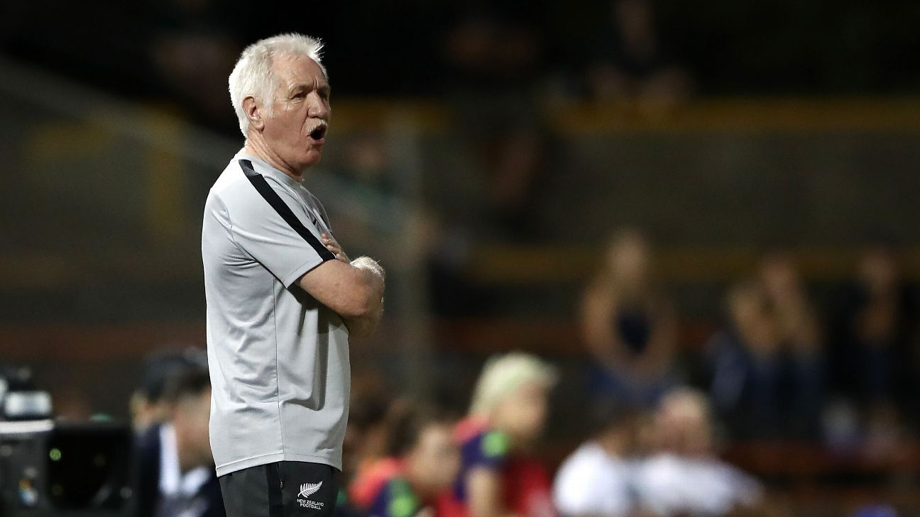 After all the drama surrounding New Zealand, new coach Tom Sermanni hopes his squad will gel by the time the World Cup comes around.