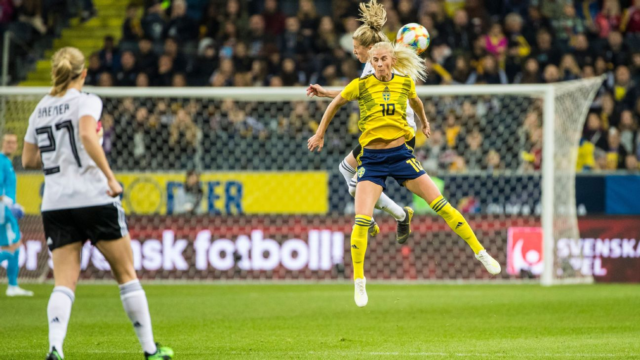 Swedne enter this year's World Cup as a talented team, but one that needs Sofia Jakobsson or another young talent to step up.