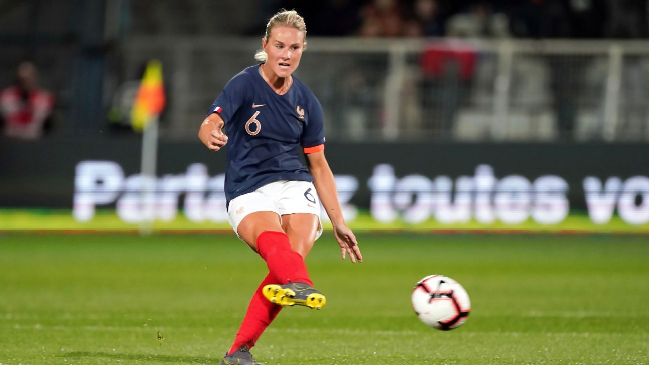France will need Amandine Henry to play well if the host country has any chance of winning this year's World Cup.
