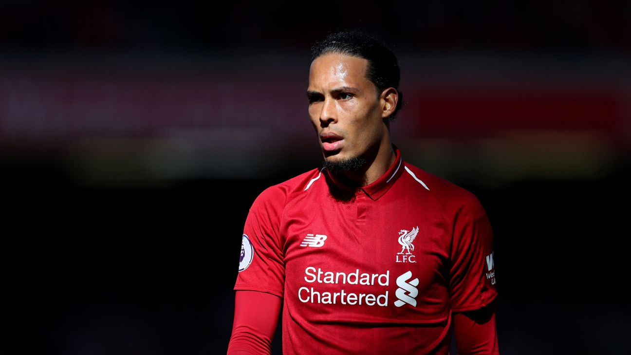 Mr. Indispensable, from Lionel Messi to Virgil Van Dijk: Which player can your team not live without? 4