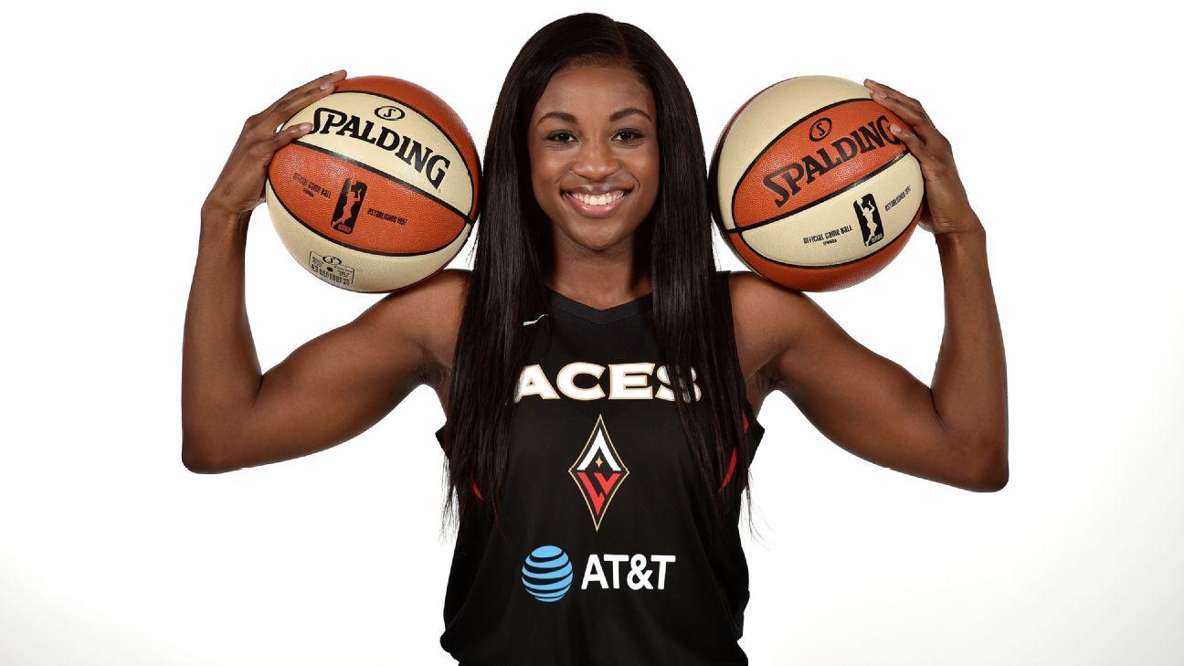 espn.com - Nick DePaula - Puma adds top WNBA rookies to expanding basketball roster