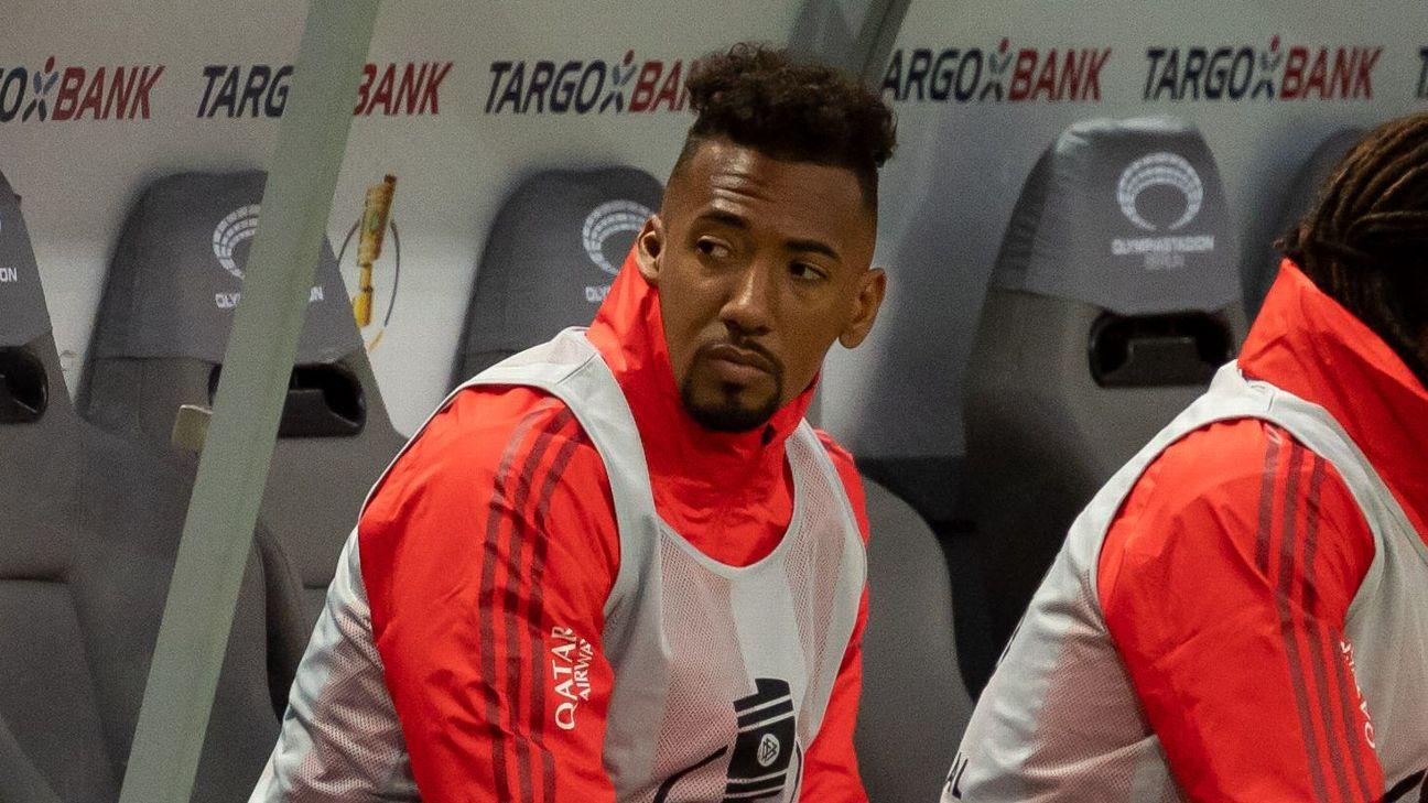 Jerome Boateng,  Bayern