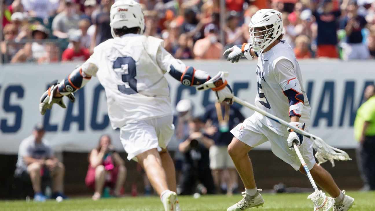 Ncaa Division I Men S Lacrosse Tournament Schedule Results News