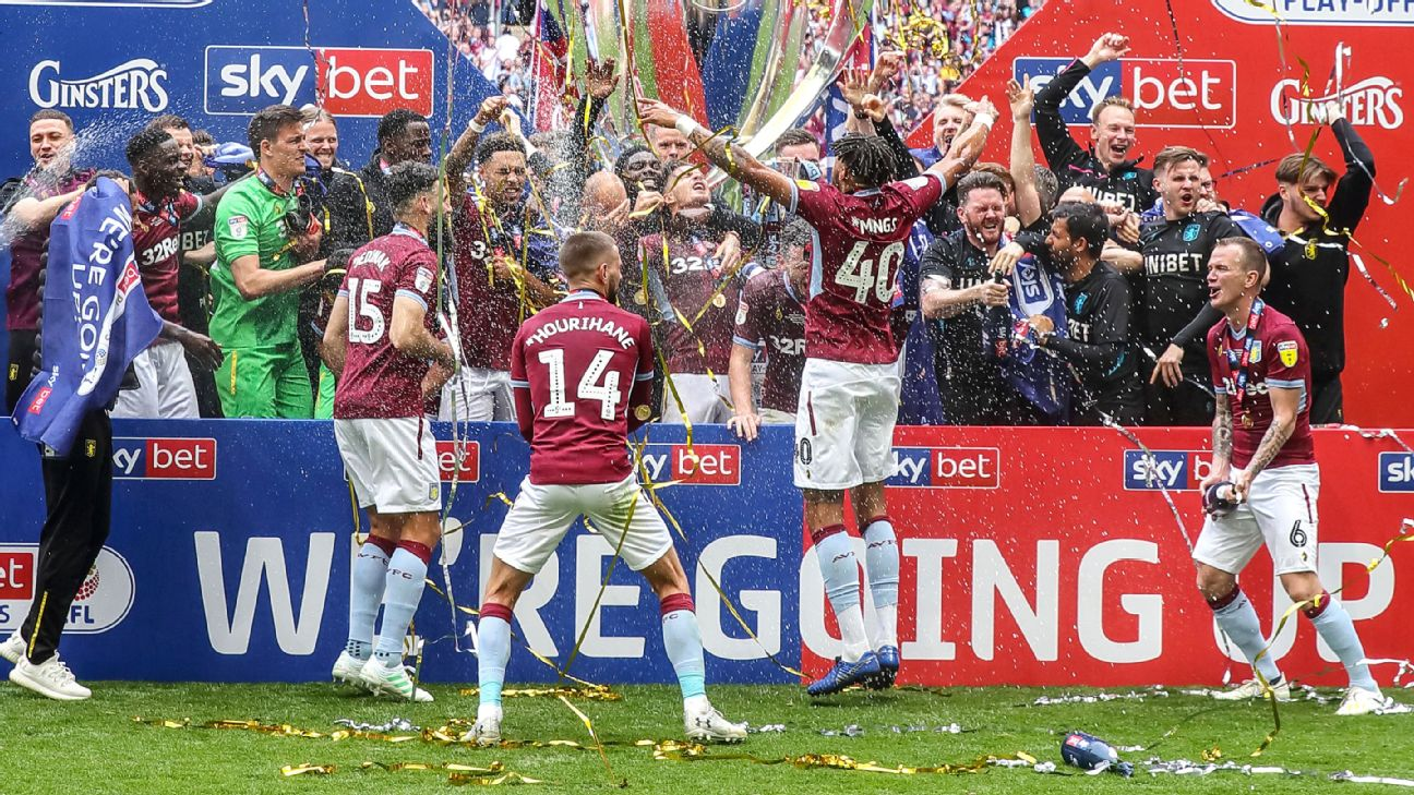 Villa will spend the summer celebrating a deserved and long-awaited return to the top flight but they will also need to work hard to build a team that can stick.
