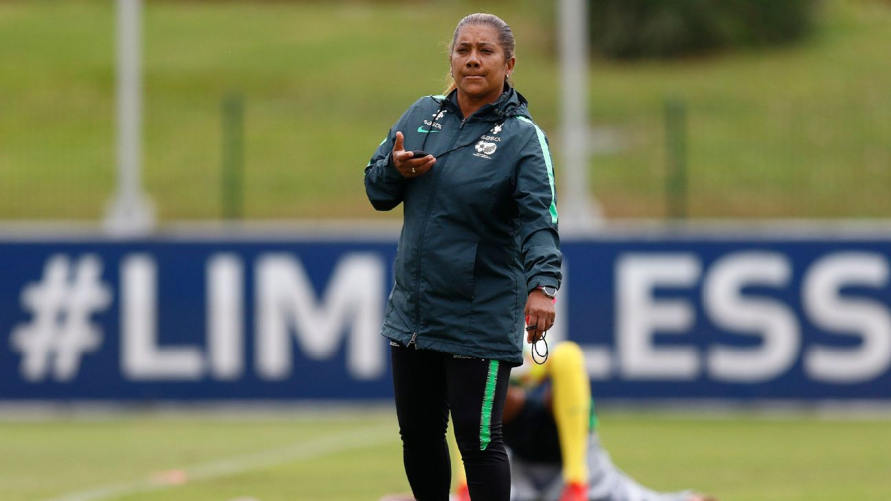 South Africa Banyana Banyana coach Desiree Ellis says her players are