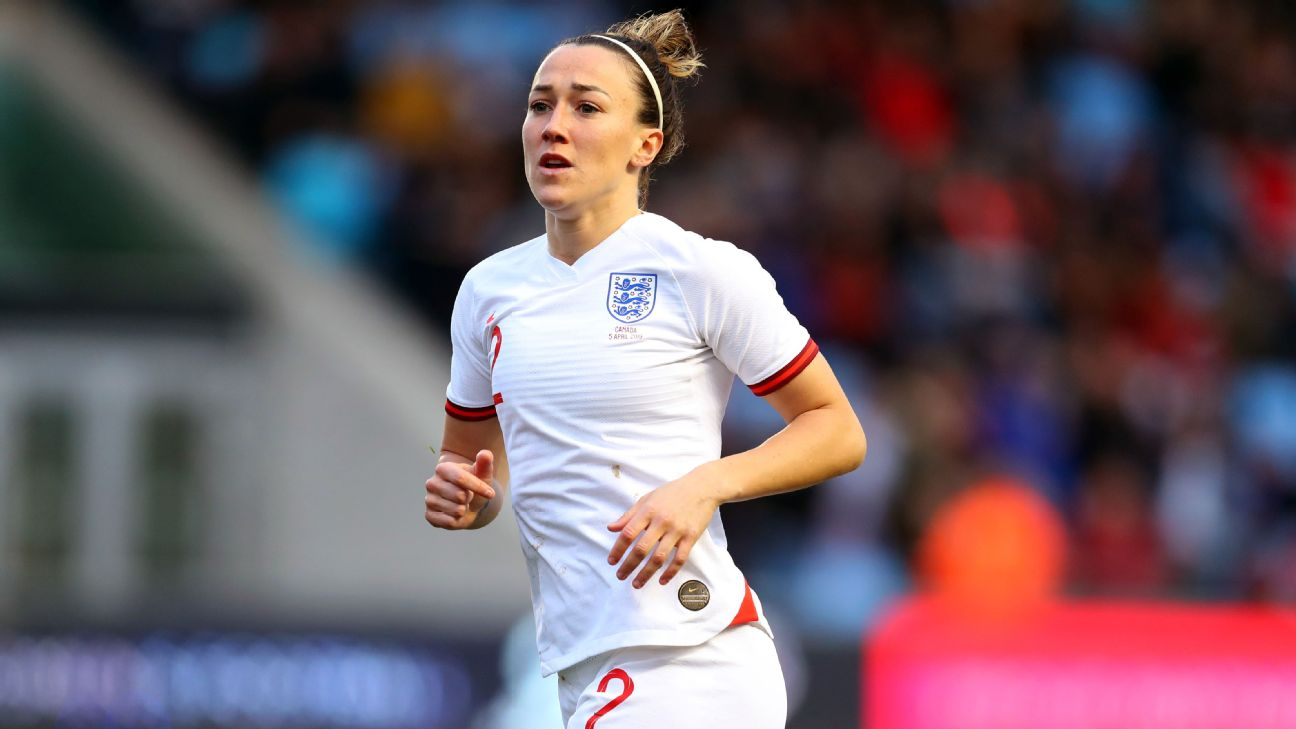 Lucy Bronze leads a star-studded England team, which hopes to play strong down the stretch of this year's World Cup.
