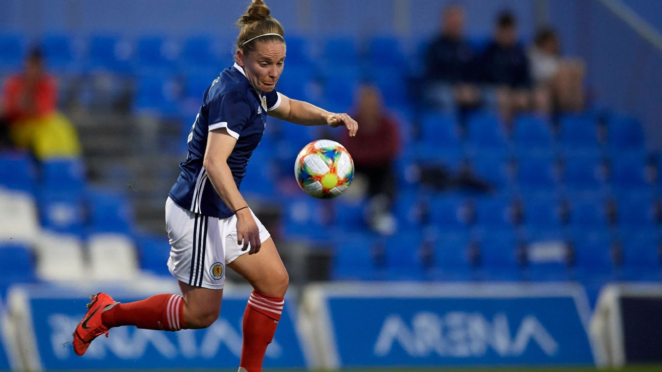 The return of Kim Little should give Scotland a nice boost in the women's first appearance in a World Cup.