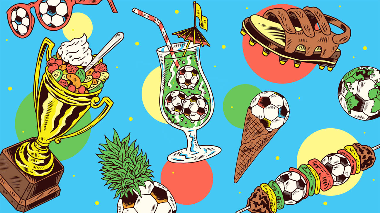Welcome to the summer of soccer