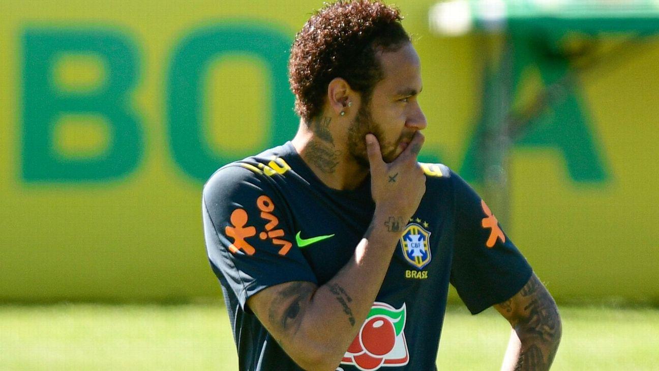 Relatório da mulher que denunciou Neymar de estupro cita hematonas e edema