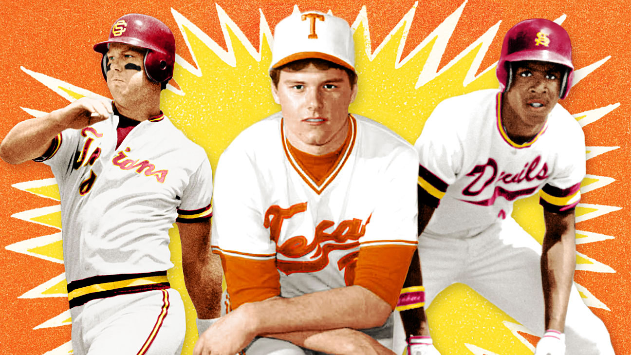 Ranking the ultimate all-star lineups in NCAA baseball history