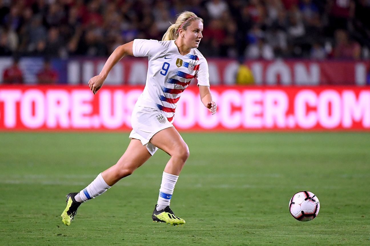 Lindsey Horan fit for Women's World Cup, says coach Jill Ellis 2