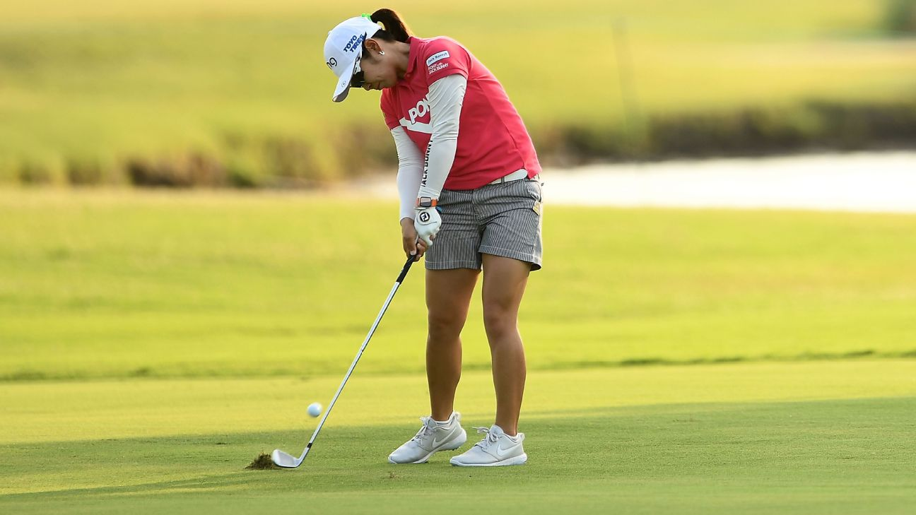golf news, scores, players, schedule and courses golf espnjapan\u0027s mamiko higa shot a bogey free 6 under 65 for the lowest round in a u s women\u0027s open debut thursday and took a one shot lead over american amateur