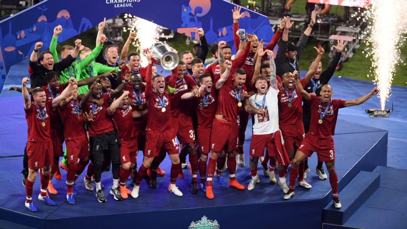Jadwal Liga Inggris Dirilis, Liverpool Tunda Pertandingan Pra-musim