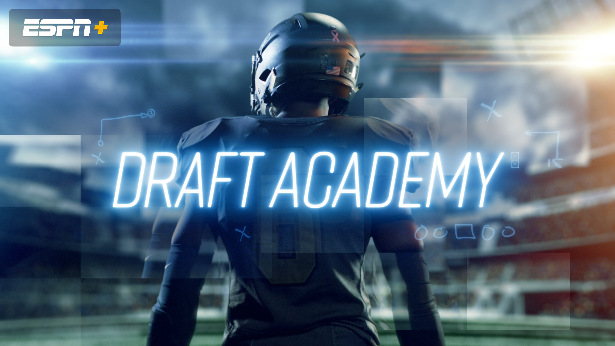 e10bf179936 Draft Academy documents the journey of six prospects: Nick Bosa, Marquise  Brown, Drew Lock, Tyree Jackson, Jarrett Stidham and Josh Jacobs. Watch on  ESPN+