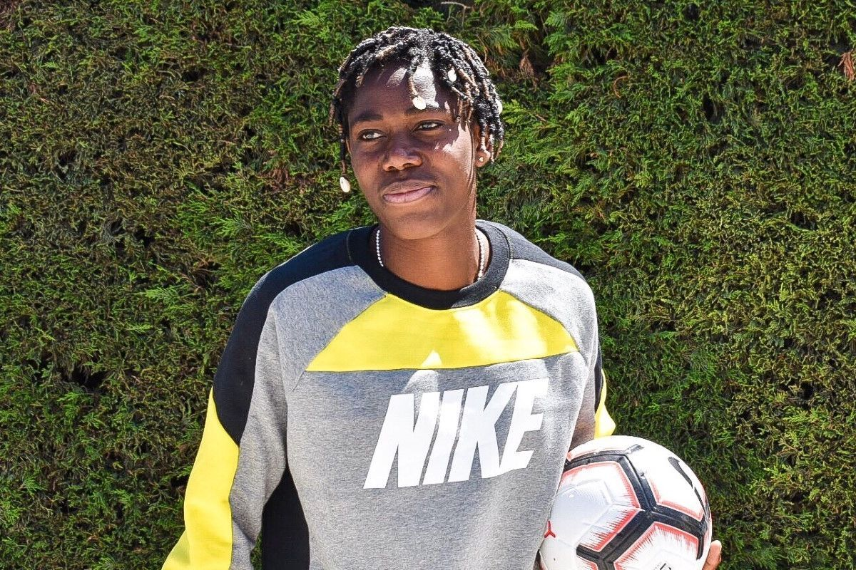 Nigeria's Asisat Oshoala is a multiple African player of the year, and has featured for Arsenal Ladies and Liverpool, before signing with Barcelona in May.