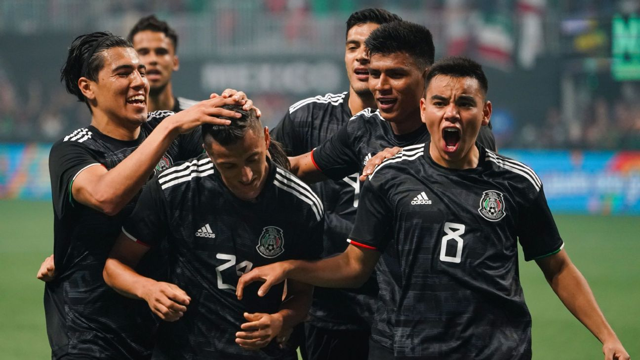 Mexico show they don't need their 'big-names' in laying down Gold Cup marker vs. Venezuela 4