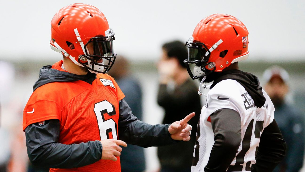 34f83c42e8c Rating the offseason for all 32 NFL teams: Why the Browns are on top ...