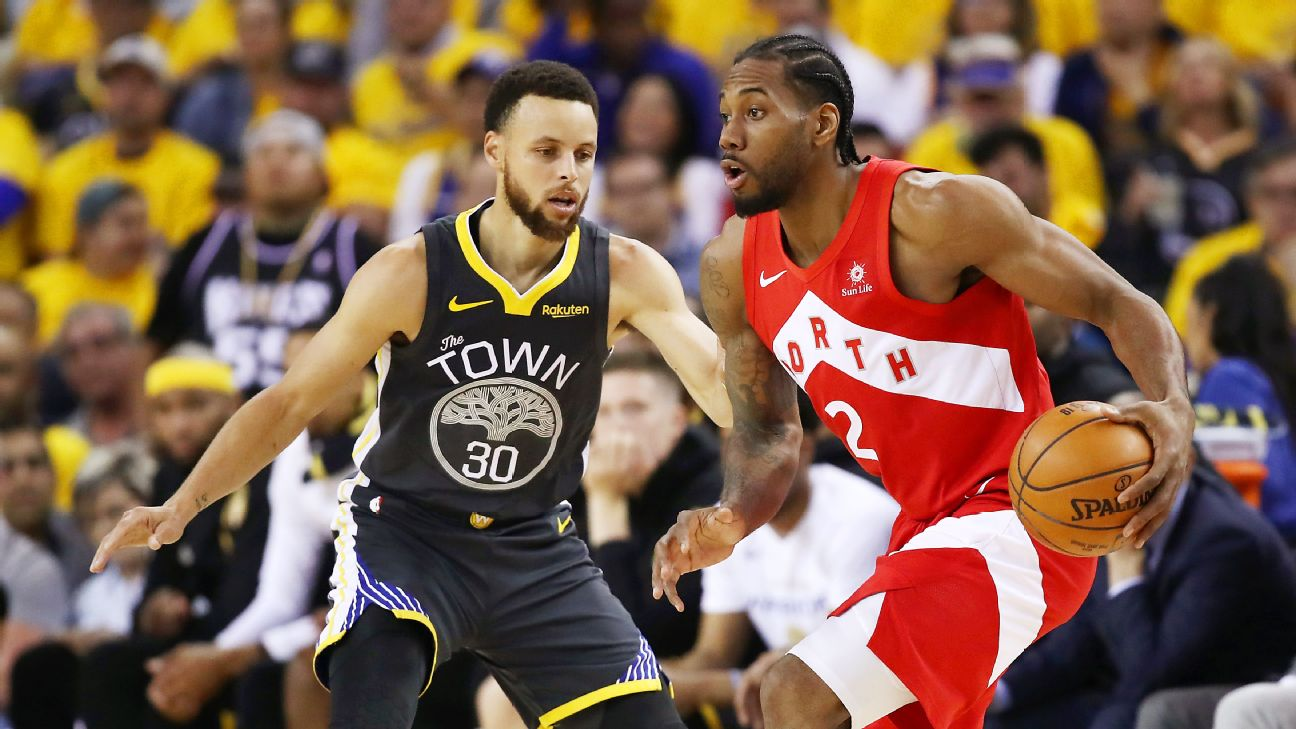 What Kawhi And The Raptors Have Done To The Warriors