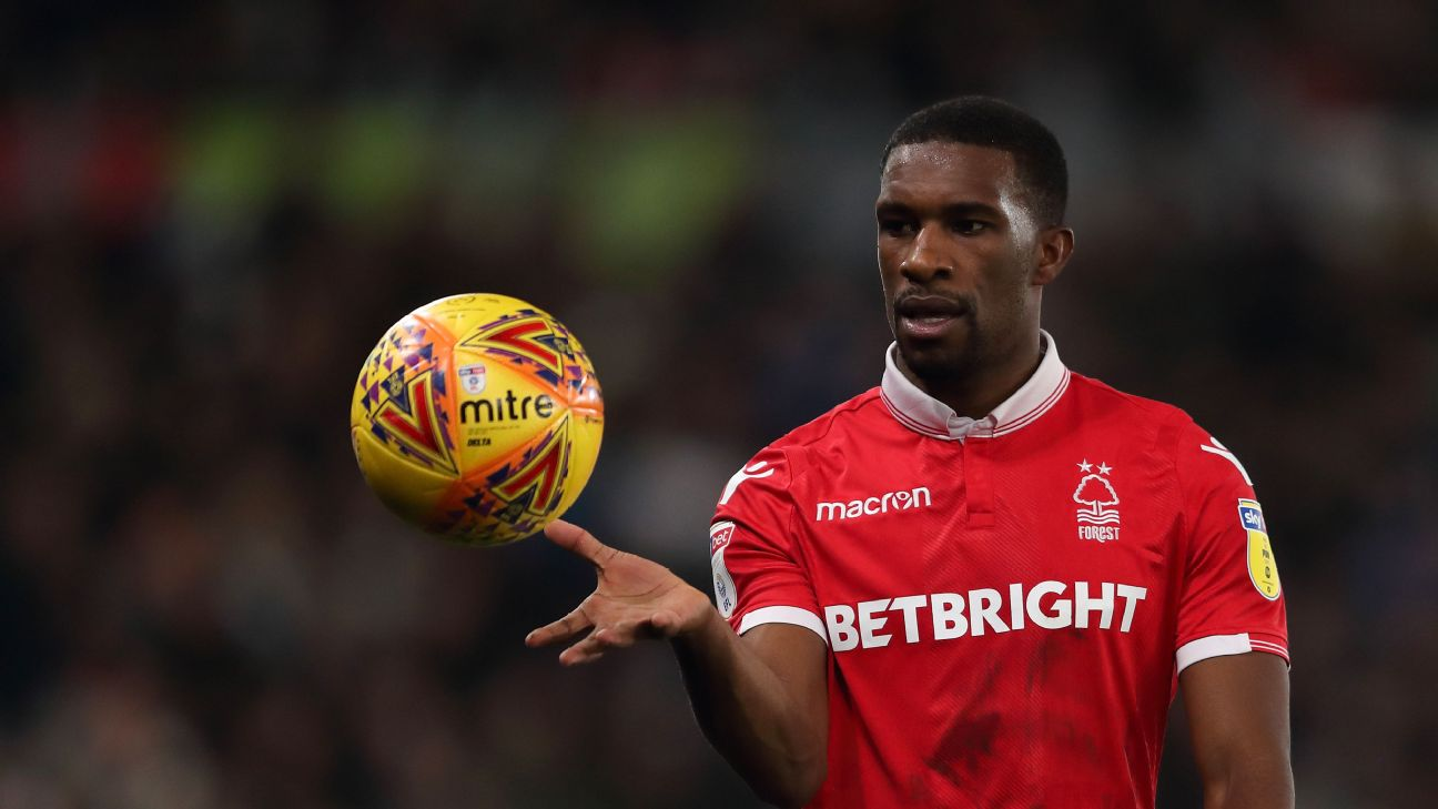 Tendayi Darikwa was born in Nottingham, and plays for Notts Forest, but has long wanted to play for Zimbabwe at the Africa Cup of Nations. He made his Zim debut in 2017.
