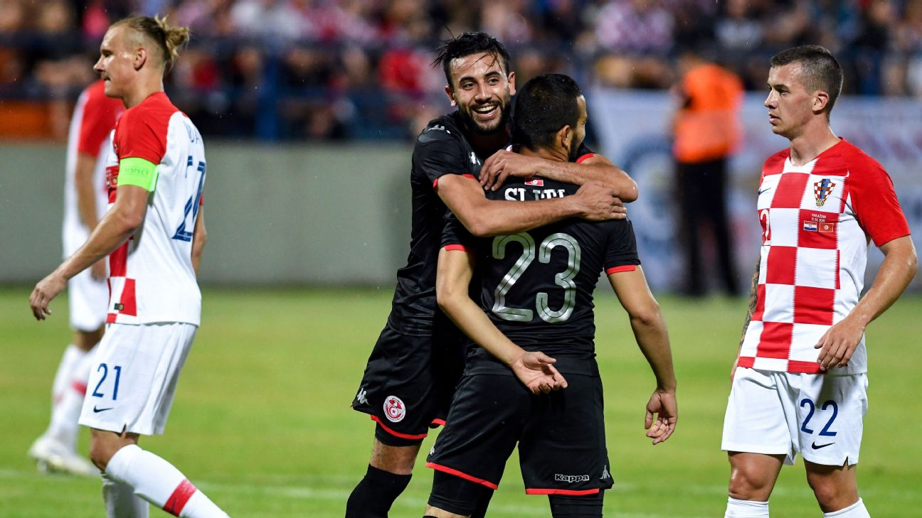 Tunisia stunned Croatia in Varazdin, defeating the World Cup finalists 2-1, but where do the Carthage Eagles feature in ESPN's Africa Cup of Nations Power Rankings?
