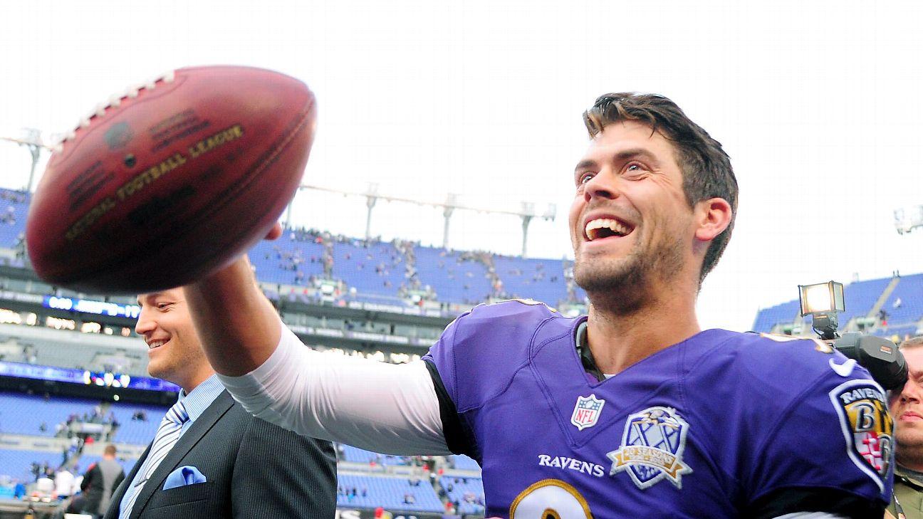 Finding Justin Tucker How Ravens Landed Best In History Of The Game Baltimore Ravens Blog Espn