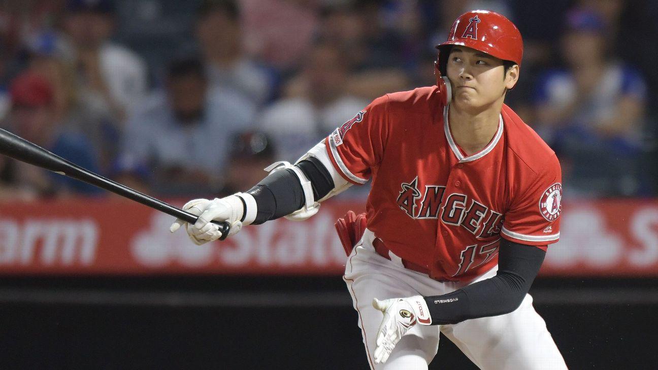 Shohei Ohtani is baseball's forgotten wonder