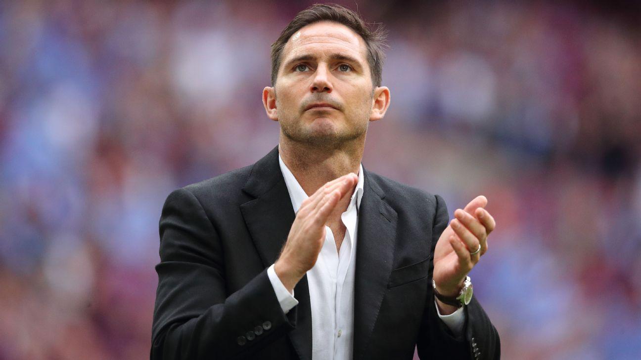 Frank Lampard, Derby