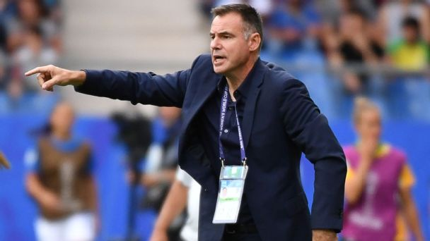 Ante Milicic and the Matildas are seeking their fourth straight appearance in Women's World Cup knockout stage.