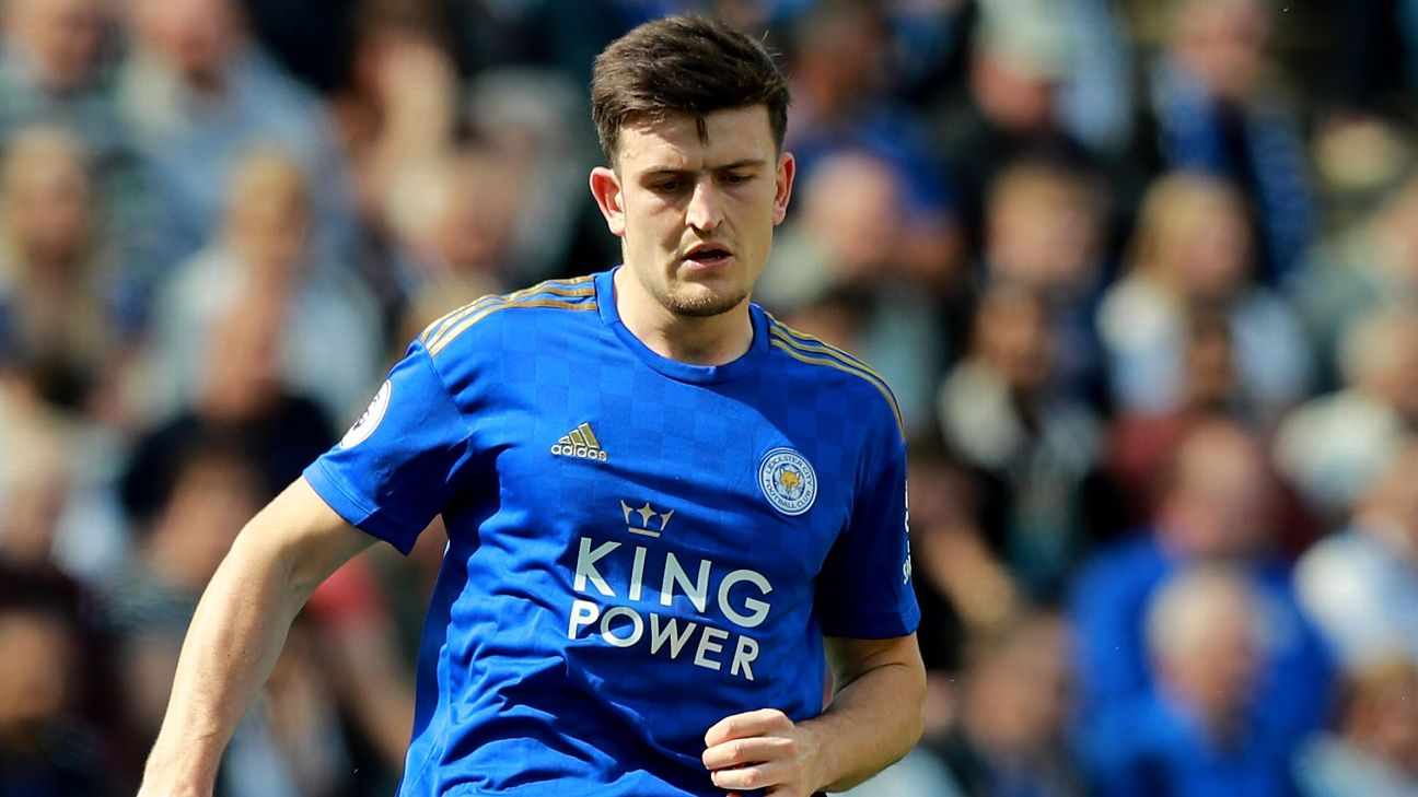 Harry Maguire, Leicester