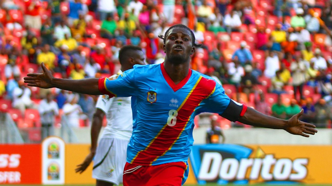 Who now?! Tresor Mputu, that's who. Afcon veteran, yet unknown globally, despite being compared with Samuel Eto'o in his youth.