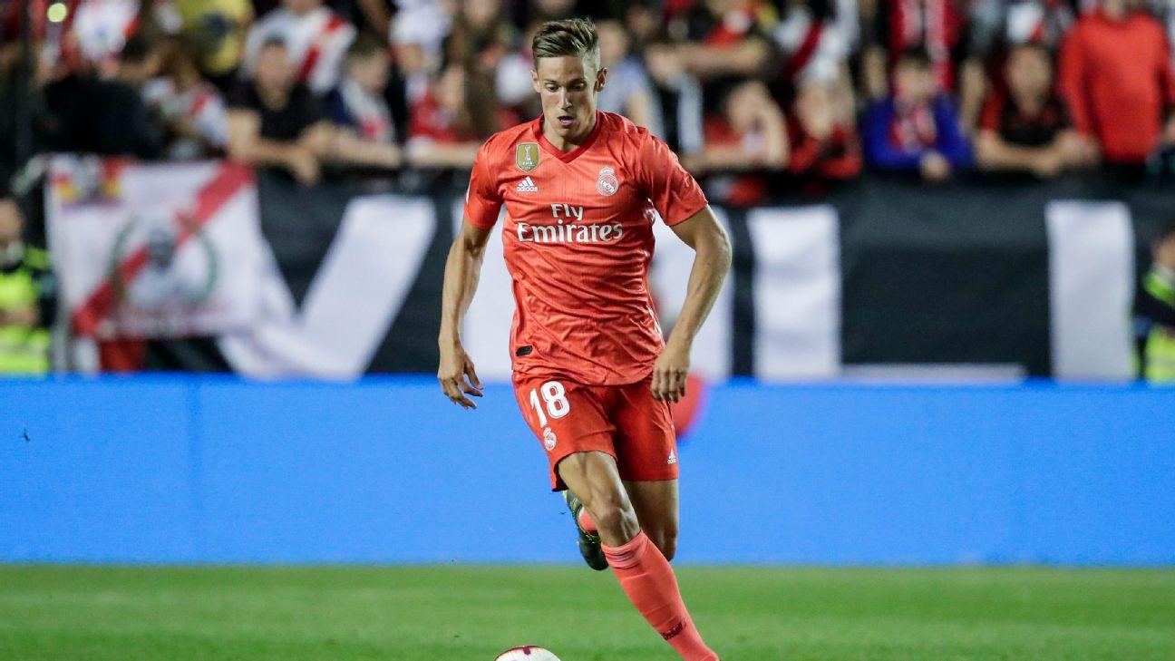Marcos Llorente, Real Madrid