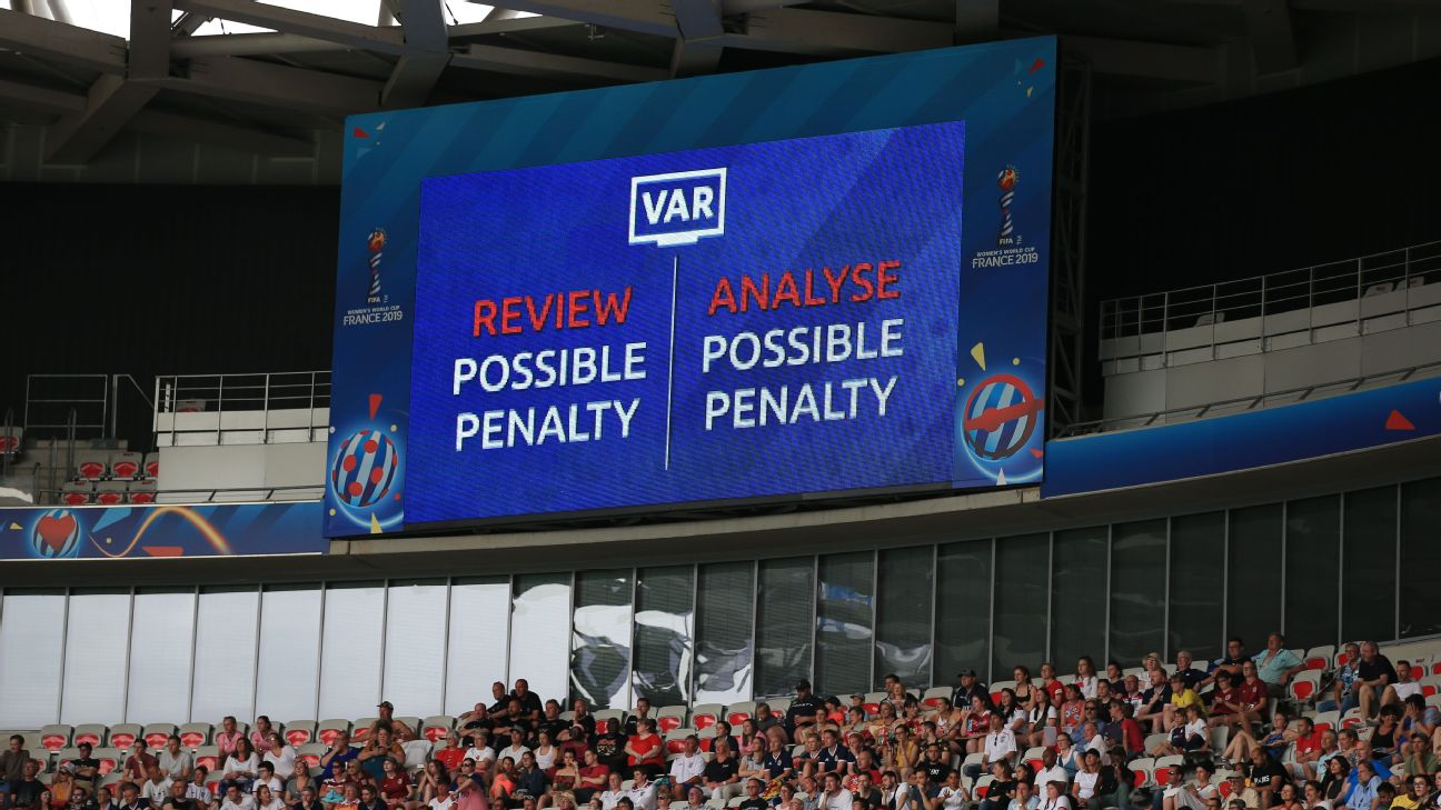 VAR, or video assistant referee, is being used in the Women's World Cup for the first time -- to mixed reviews.