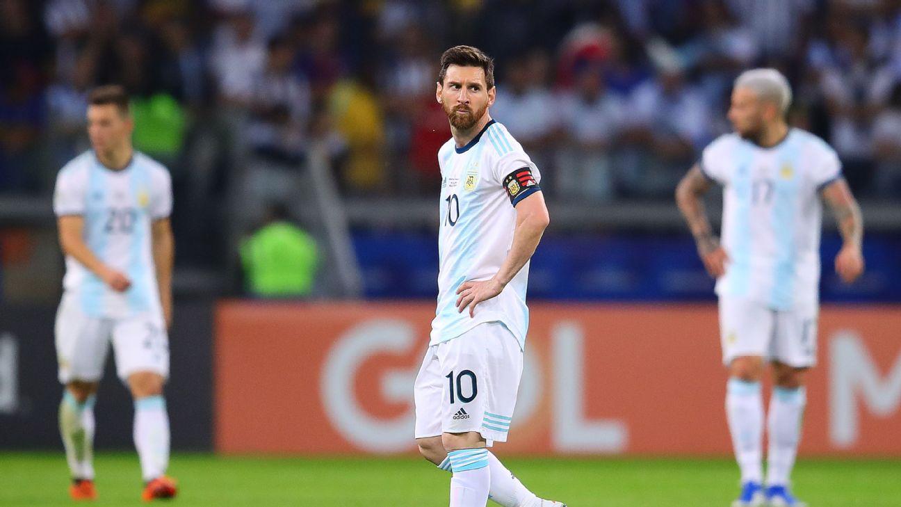 Tite Ungkap Rahasia Kesuksesan Redam Messi