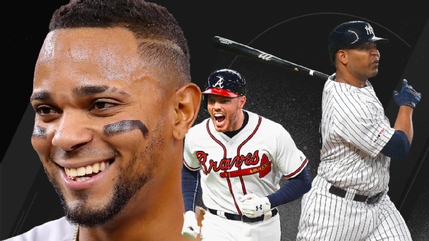 Power Rankings: Yankees, Braves rise to challenge Dodgers for No. 1