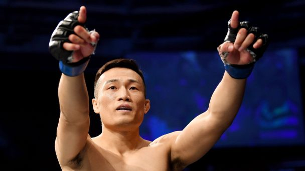 22 MMA thoughts, including how 'The Korean Zombie' delivered again