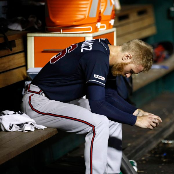 Mike Foltynewicz Stats, News, Pictures, Bio, Videos