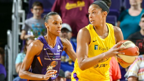 Los Angeles Sparks, Phoenix Mercury looking for winning touch