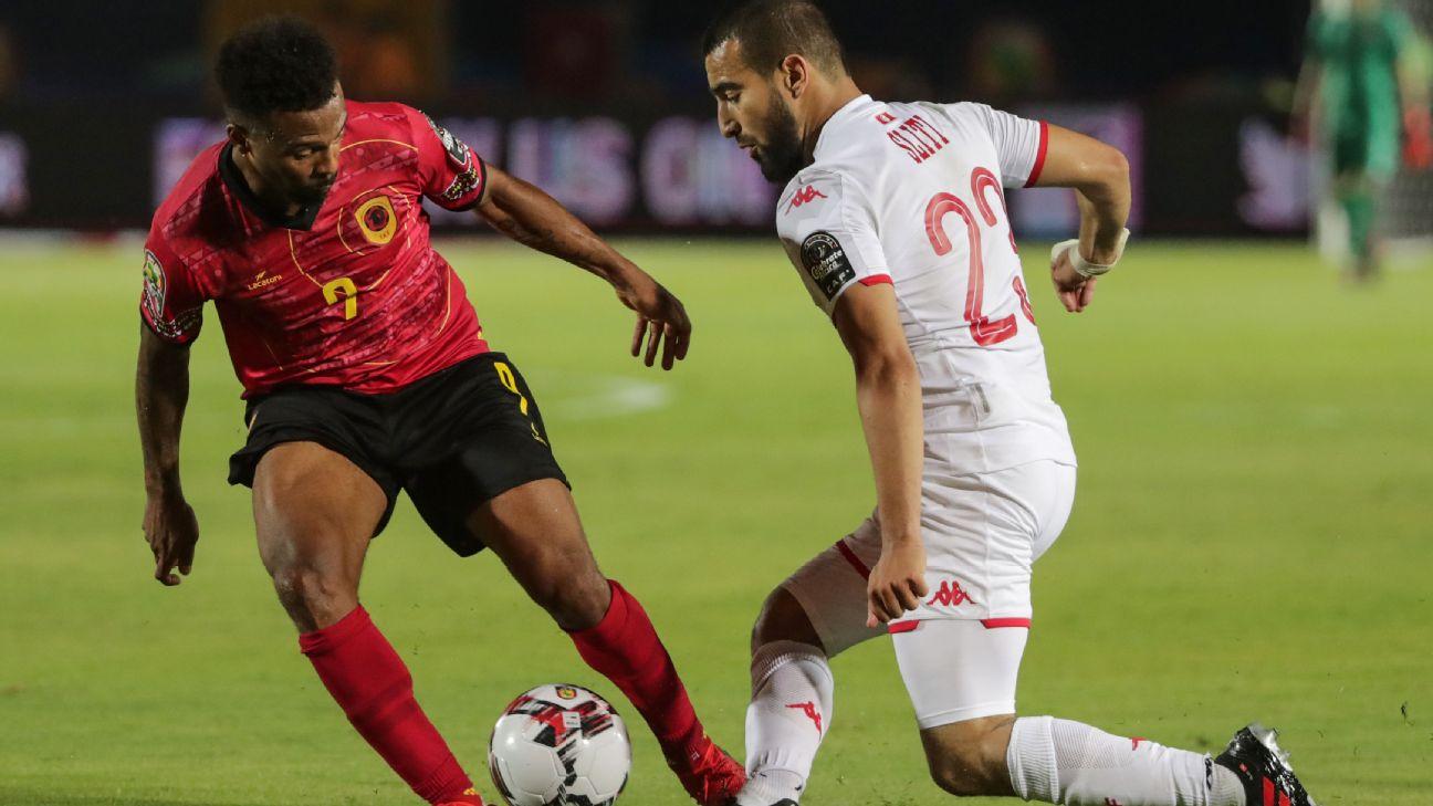 Cameroon vs  Guinea-Bissau - Football Match Summary - June