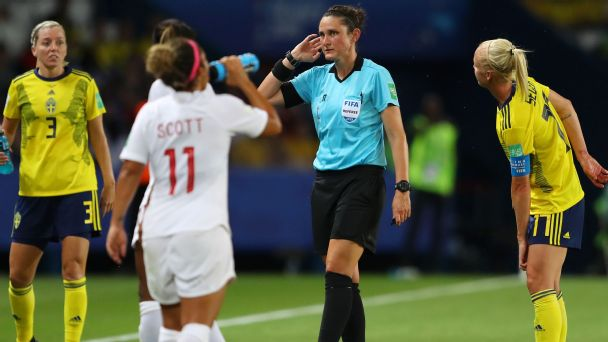 Throughout the Women's World Cup, VAR reviews have delayed play for significant chunks of time, some up to six minutes.