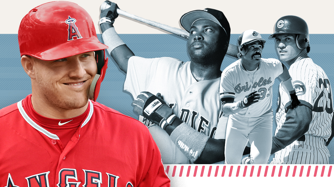 Mike Trout tracker, June edition -- He's now better than