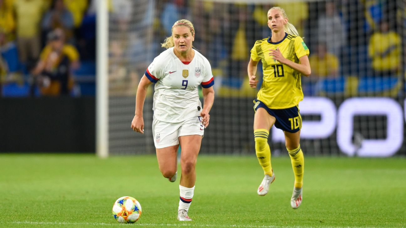 The U.S. women will need midfielder Lindsey Horan, who didn't start in the round of 16 against Spain, to conduct the attack and be a physical presence against France.