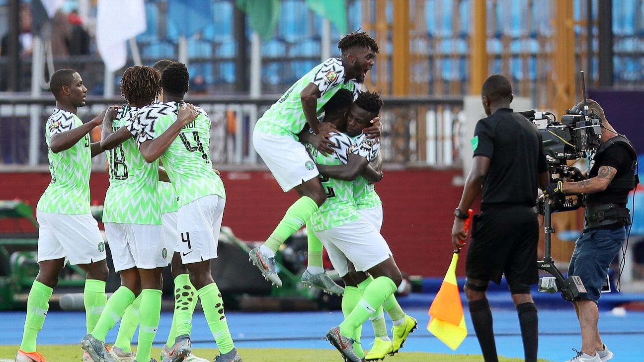 Nigeria ride depth, central midfield partnership past Guinea and into AFCON round of 16 1