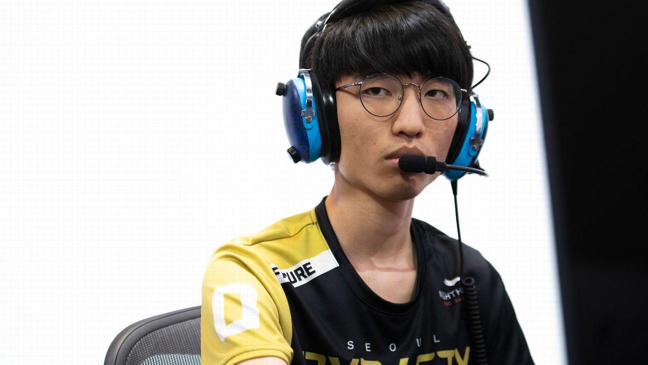 Seoul Dynasty's Fissure announces Overwatch League retirement