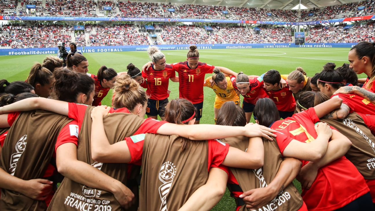 Despite falling to the United States early in the Women's World Cup, Spain showed how far it has come.