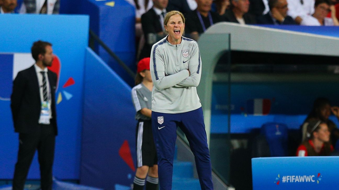 Jill Ellis takes a good amount of heat, but her results as coach of the U.S. can't be disputed.