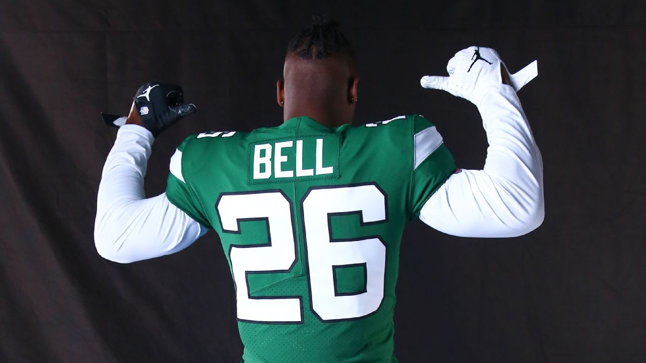 Star-hungry Jets signed Le'Veon Bell for moments like this - New ...